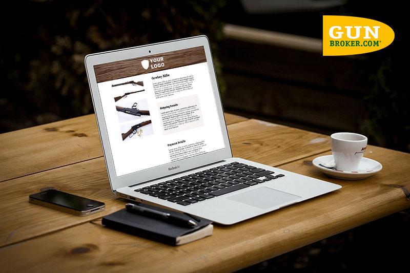 GunBroker.com Listing Tool - Free GunBroker.com Templates