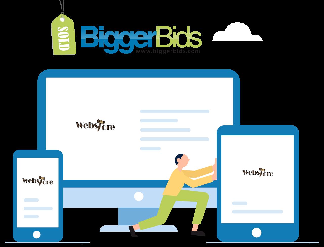 Webstore templates